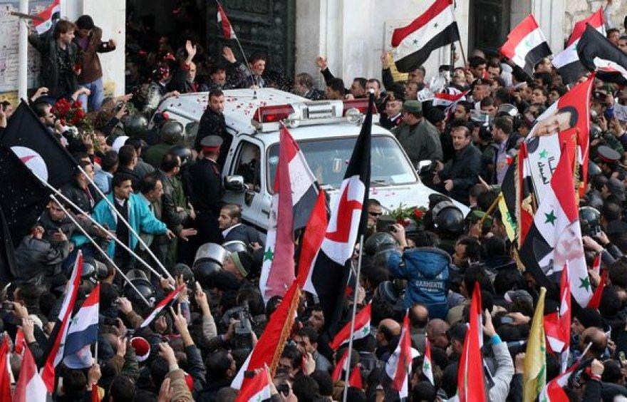 Gedulas Sirijoje