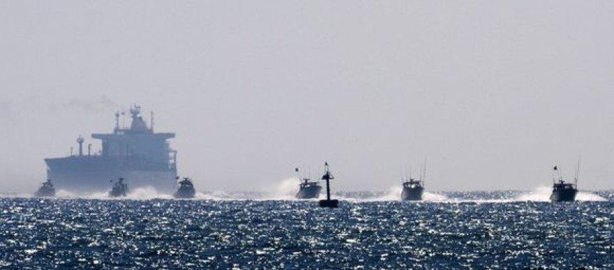 Izraelio karinis laivynas
