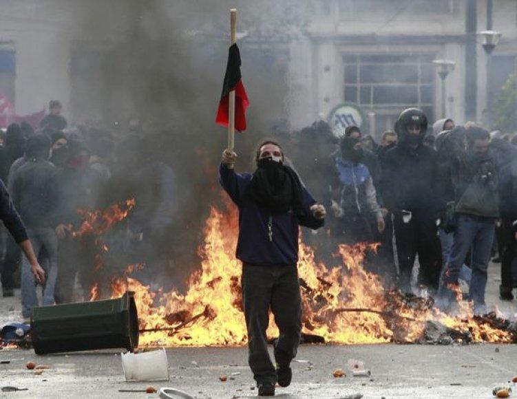 Europą drebina konfliktai