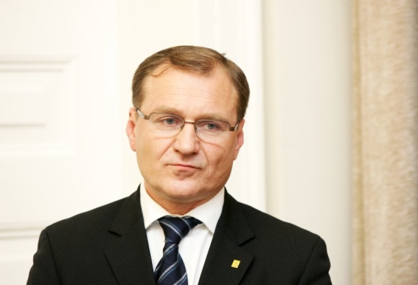Sveikatos apsaugos ministras Algis Čaplikas
