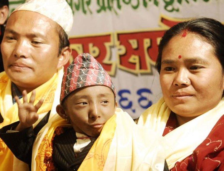 Nepalietis Khagendra Thapa Magaras