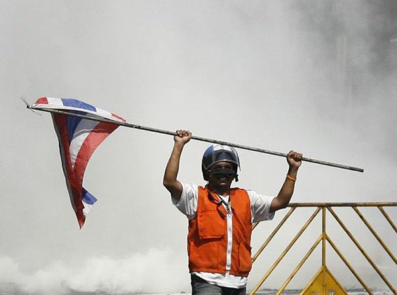 Smurtas Tailande