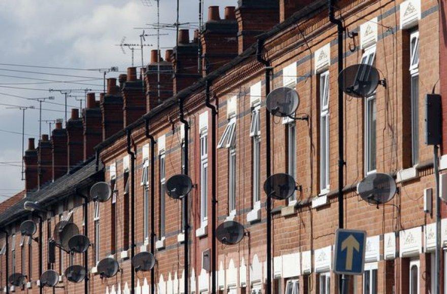 Namai Didžiojoje Britanijoje