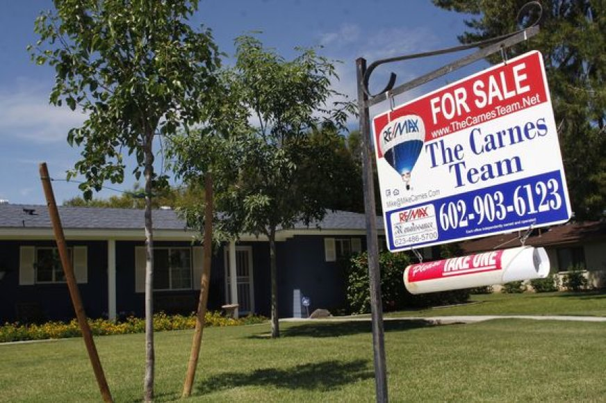 Nekilnojamojo turto rinka atsigauna
