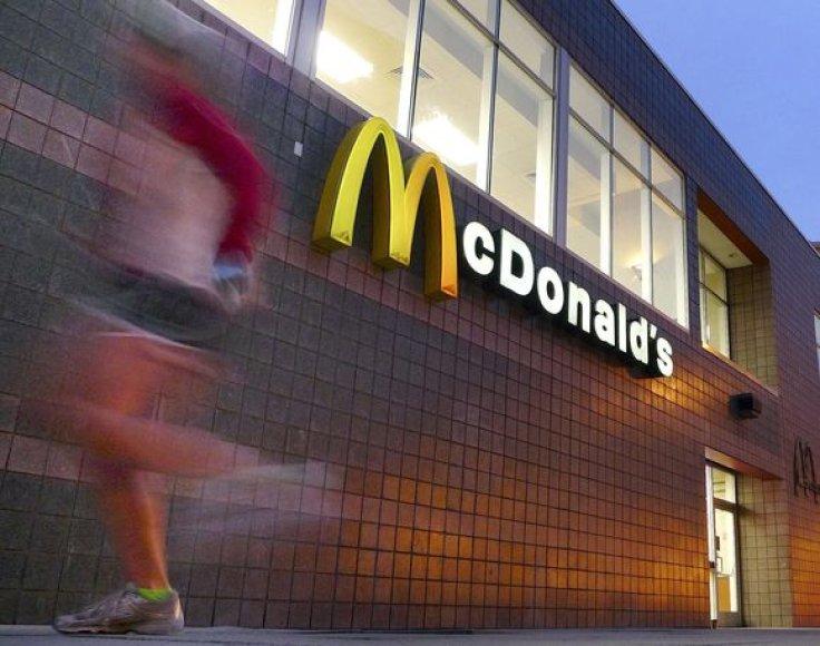 """McDonald's"" pelnas auga"