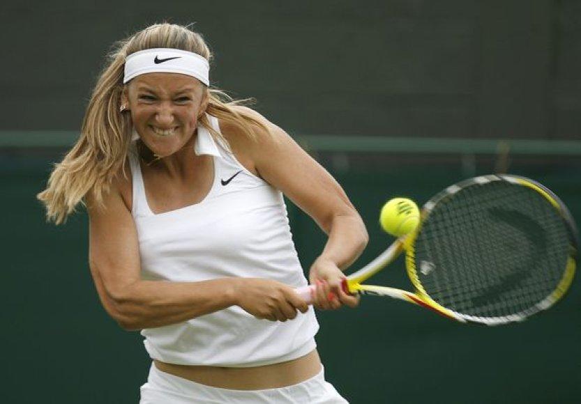 Baltarusė Viktorija Azarenka laimėjo antrąjį turnyrą šiemet