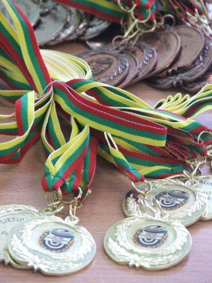 Sportininkai išsidalino Lietuvos šaudymo čempionato apdovanojimus