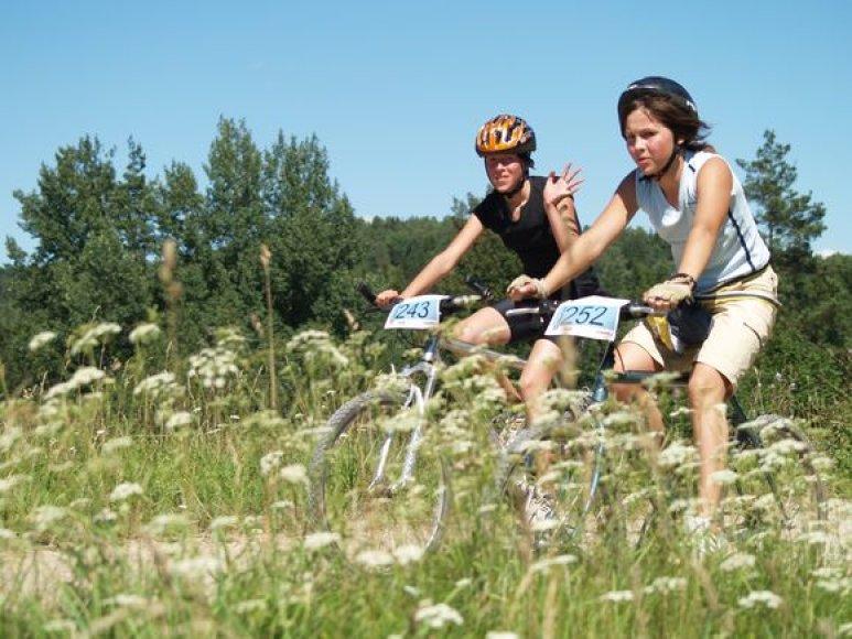 Lietuvos dviračių maratonų taurę šiais metais sudarys keturi etapai
