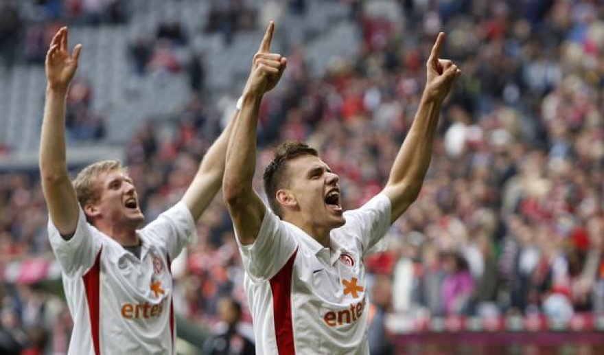 """Mainz"" futbolininkai Vokietijos futbolo čempionate toliau skina tik pergales"