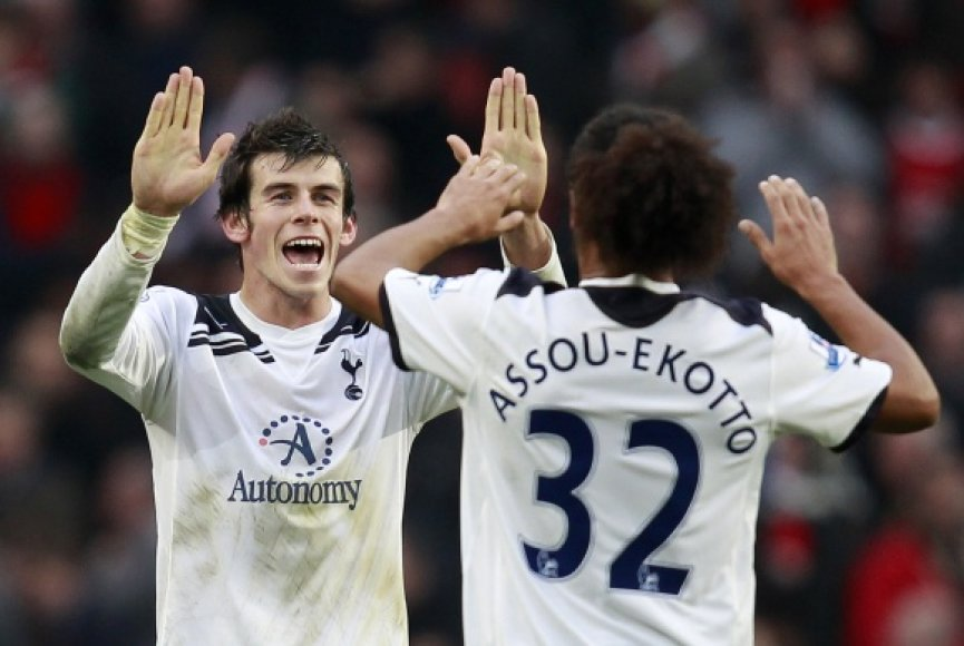 """Tottenham"" triumfas"