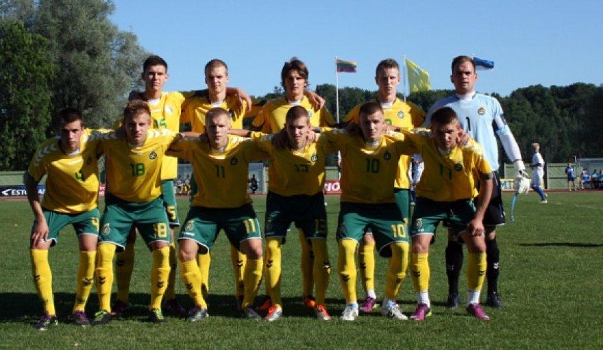 Lietuvos U-19 futbolo rinktinė