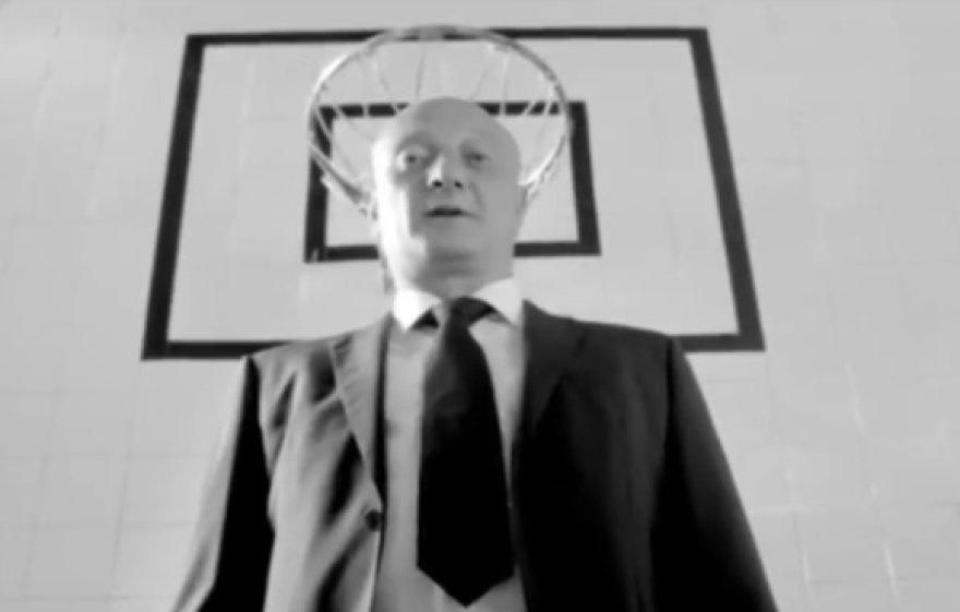 Ramūnas Butautas tapo aktoriumi.