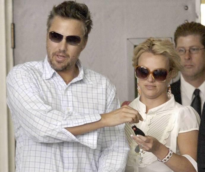 Netyla kalbos, kad B.Spears ir J.Trawickas sumanę nutraukti verslo ryšius gali imtis kurti šeimą.