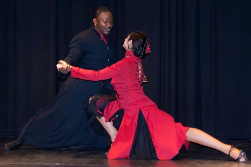 Salsos šokėjai