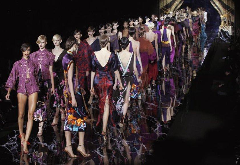 """""""Louis Vuitton"""" 2011-ųjų pavasario-vasaros kolekcija"""