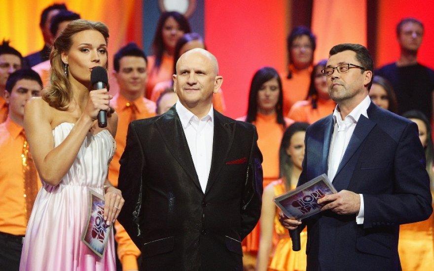 Jurgita Jurkutė, Edmundas Kučinskas ir Vytautas Šapranauskas