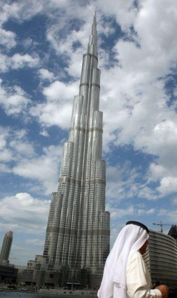 """""""Burj Dubai""""."""