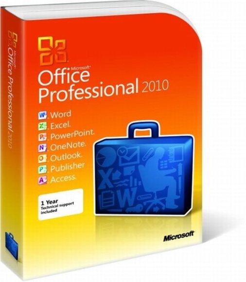 """Microsoft Office 2010"""