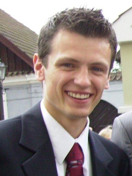 Vilniaus kolegijos Studentų atstovybės prezidentas Aivaras Vaiginis.