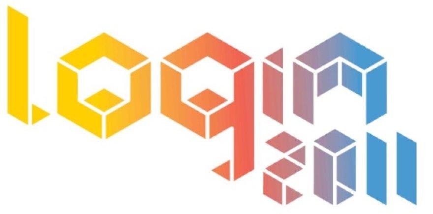 """""""Login 2011"""" logotipas."""