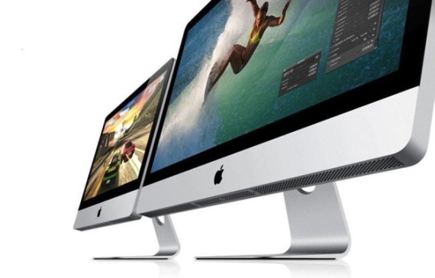 """Naujieji """"iMac"""" kompiuteriai"""