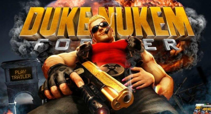 """""""Duke Nukem Forever"""""""