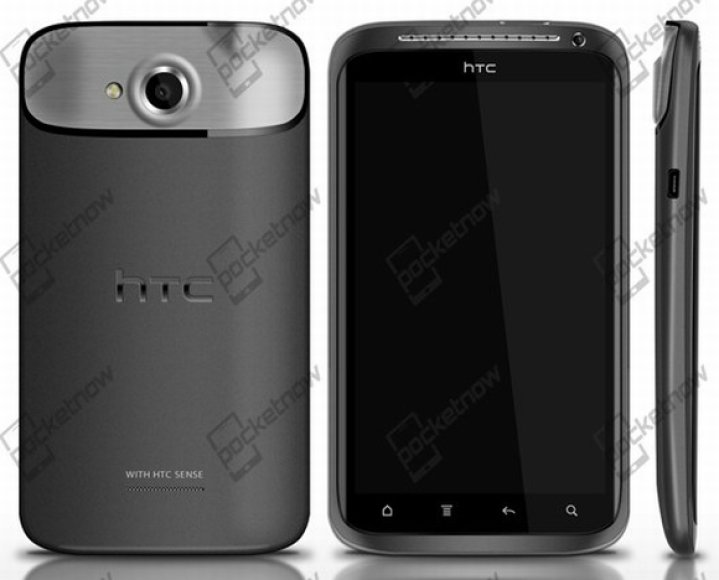 "Išmanusis telefonas ""HTC Edge"""