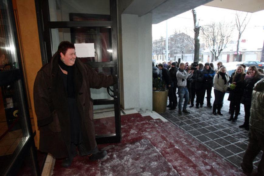 Atranka į naują Kauno chorą sudomino minią dainuojančių kauniečių