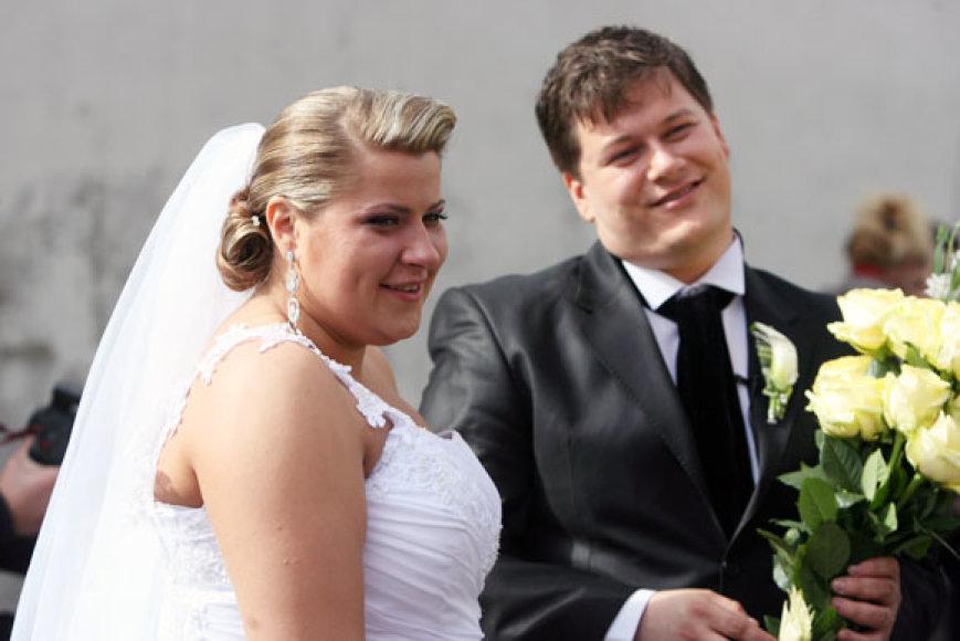Merūno ir Erikos vestuvės