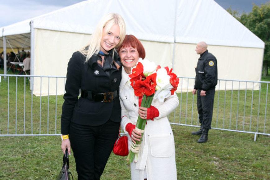 Natalija Zvonkė ir Irena Matijošaitienė