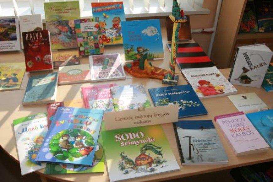 Vaikiškos knygos