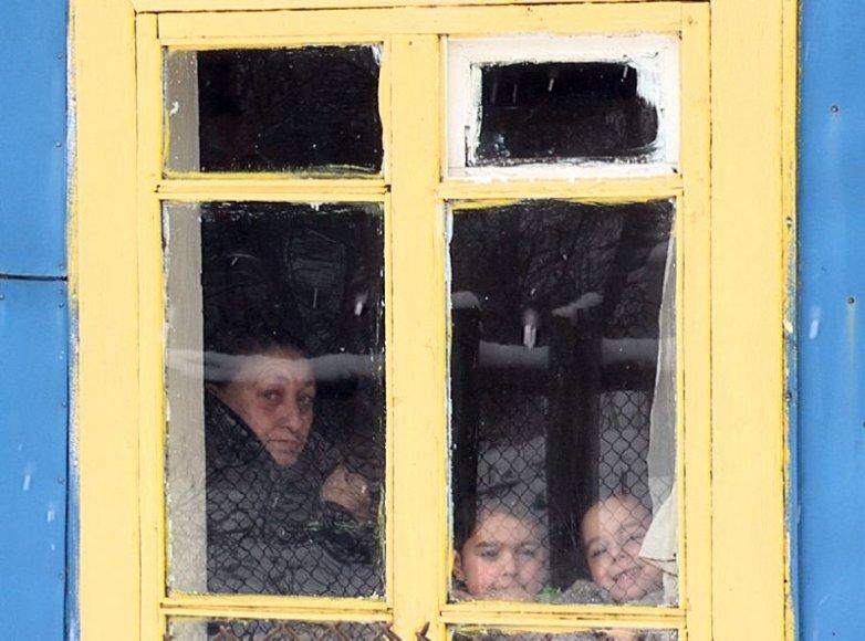 """Kadras iš dokumentinio filmo """"Vilniaus getas 2009"""""""