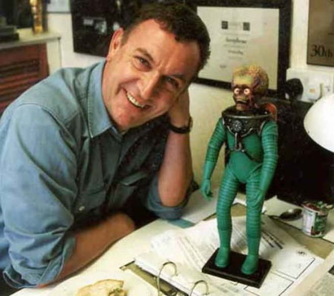 Seminaro kūrėjus surengti kūrybines dirbtuves įkvėpė garsaus aktoriaus ir animatoriaus Barry Purves kūryba.