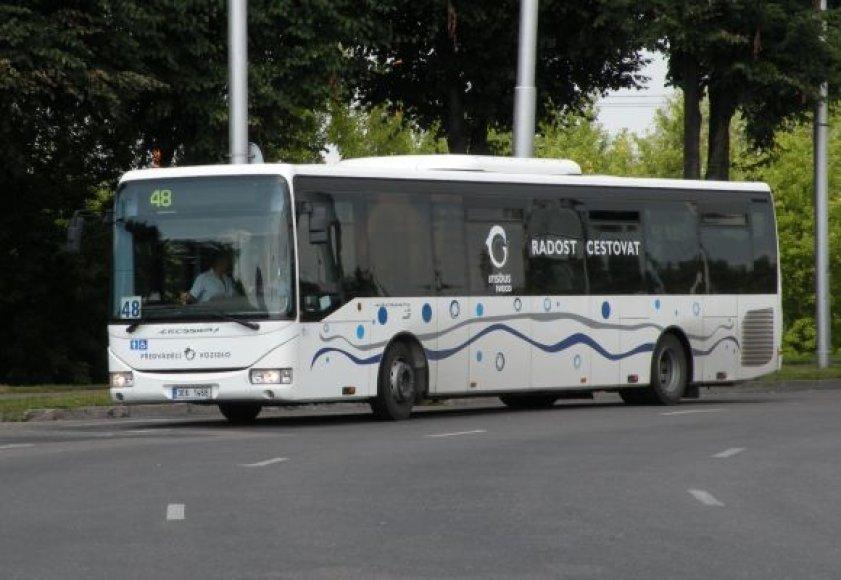 Naujasis autobusas
