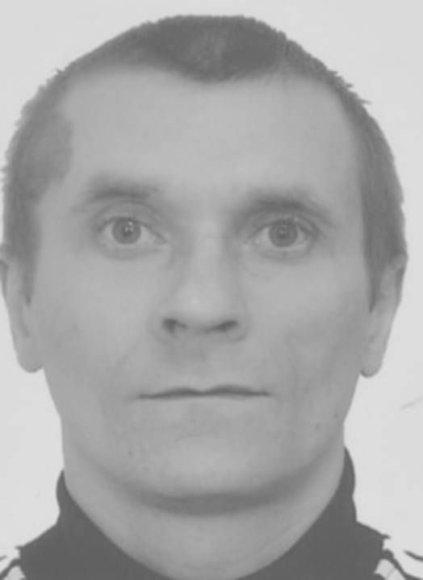 Žmonos nužudymu įtariamas Modestas Sakalauskas
