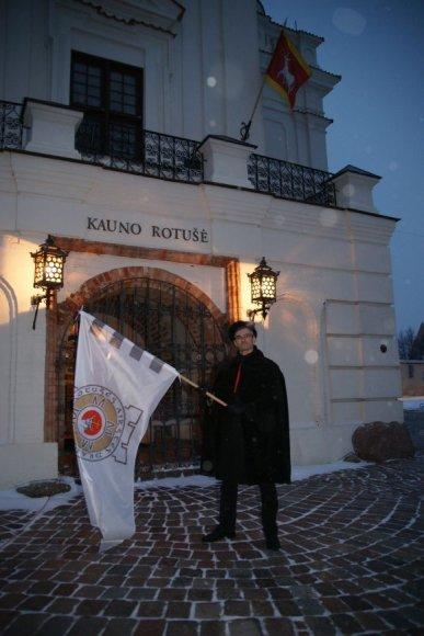 Šv.Mikalojui pagerbti skirtą šventę rengia Rotušės aikštės draugijos nariai, sekmadienį kauniečių lauksiantys Rotušėje.
