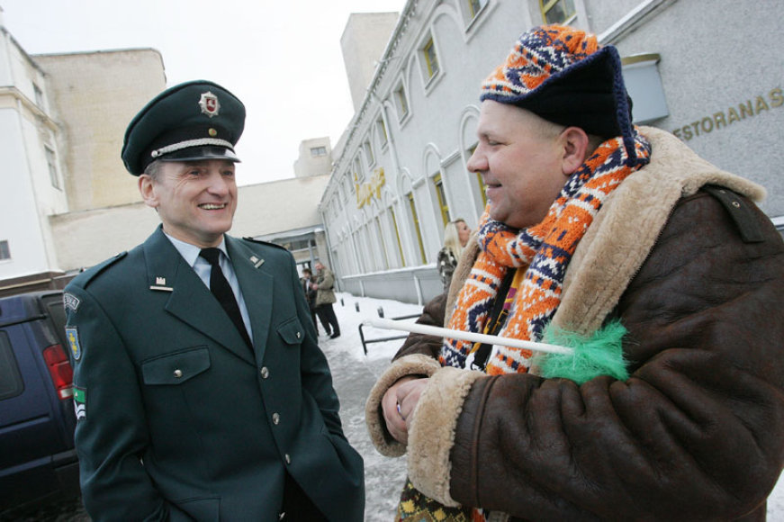 """Projekto """"Žvaigždžių fabrikas"""" filmavimas Kaune"""