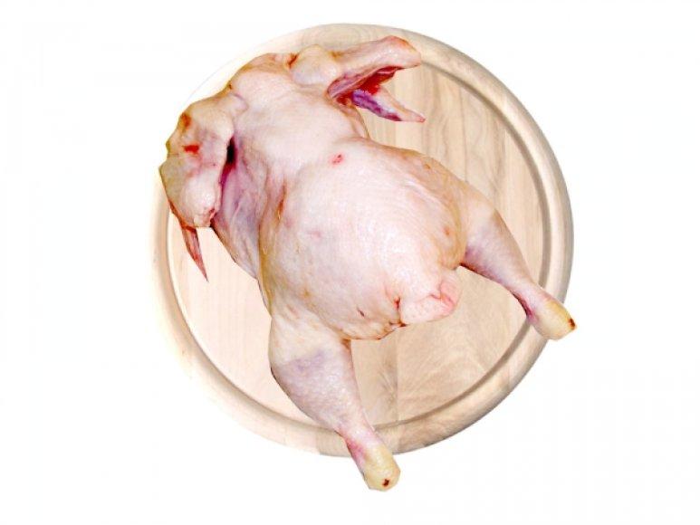 Šaldytas viščiukas