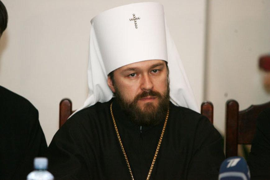 Metropolitas Hilarijonas Kaune pagerbtas miesto apdovanojimu. Jis patriarchui įteiktas už lietuvių palaikymą Sausio 13-osios įvykiuose, Tuomet metropolitas Hilarijonas vadovavo Kauno stačiatikių bažnyčiai.