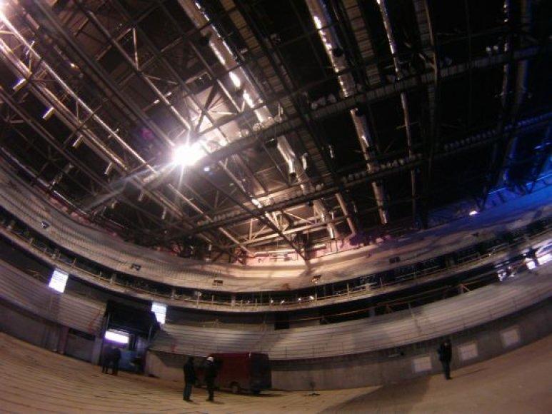 Žalgirio arenoje