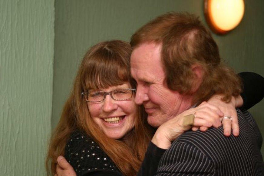 Jurgis ir Ineza Buitkai