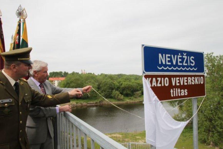 Tilto vardo suteikimo ceremonija