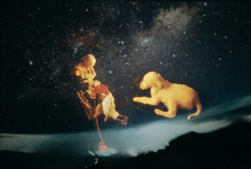 Italų menininko nuotraukose išplaukę vaizdai atskleidžia jo svajonių šalies kontūrus.
