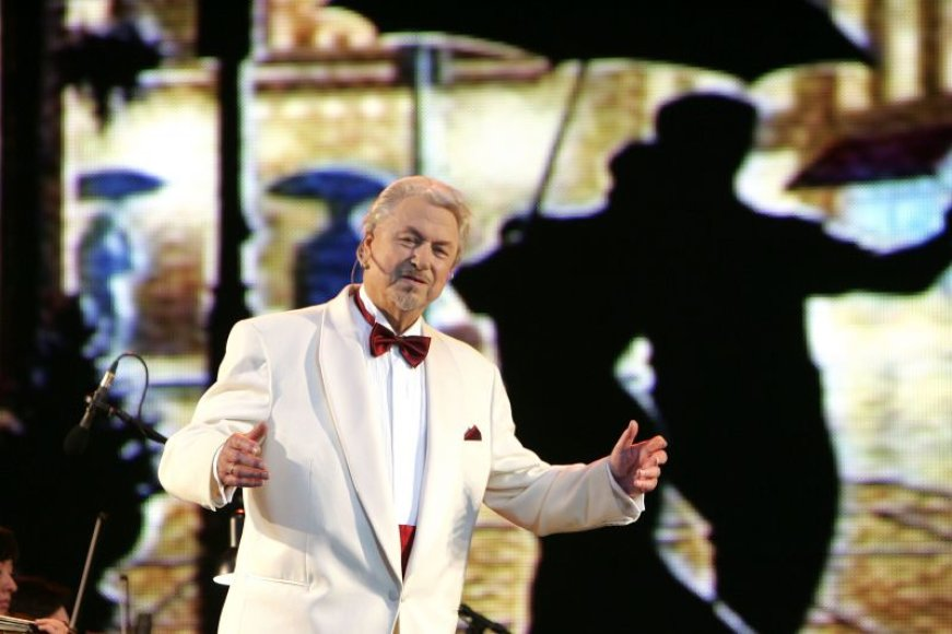 Vienas iš festivalio senbuvių, bet visada laukiamų svečių yra Virgilijus Noreika. Išgirsti jį bus galima ir šiemet.