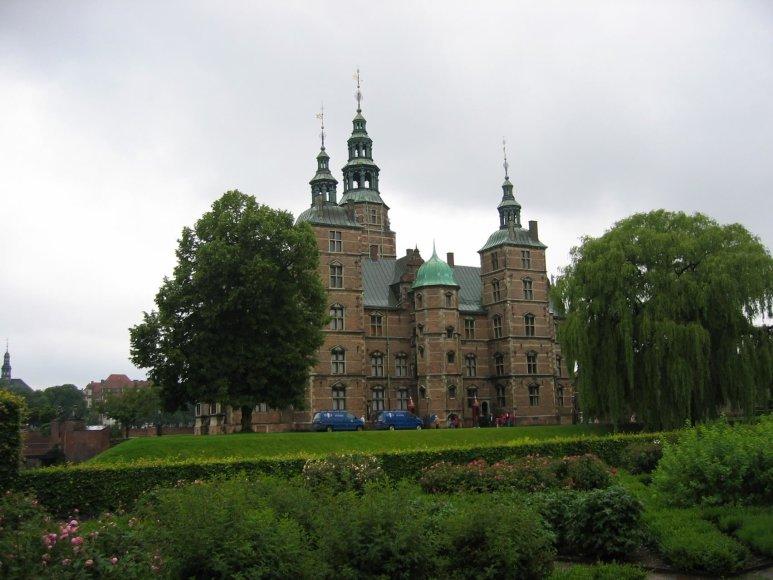 Vaido Mikaičio nuotr./ Rosenborgo pilis