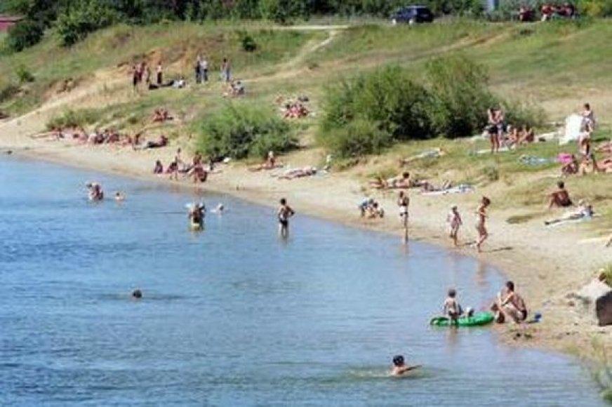 Kempingą ketinama įrengti Lampėdžiuose, kur jau veikia oficialus miesto paplūdimys.