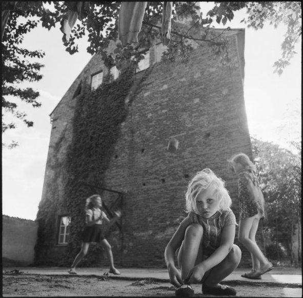 Kaunas. 1975-ieji. Krantinės gatvė