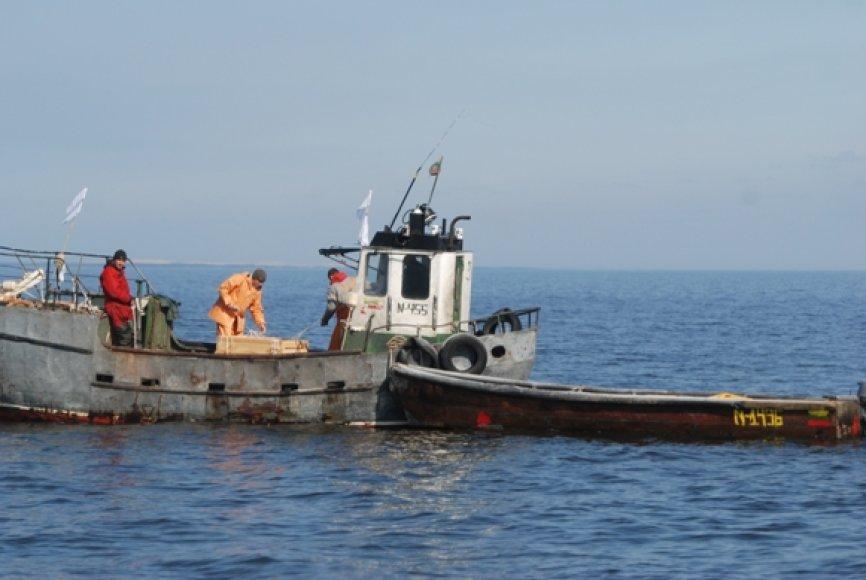 Marių žvejai.
