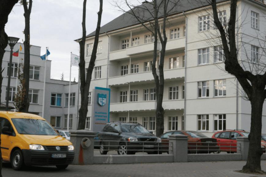 """Jei medicinos sistemos reforma bus """"nuleista iš viršaus"""", Klaipėda rizikuoja netekti ir geriausių specialistų, ir finansavimo."""