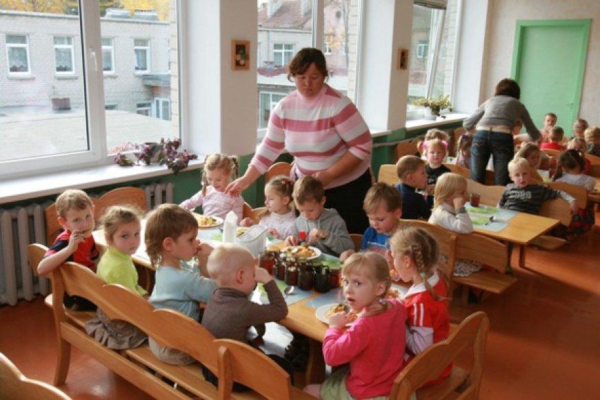 Šiemet uostamiesčio ikimokyklines įstaigas lankys beveik pusšimčiu daugiau vaikų nei pernai.